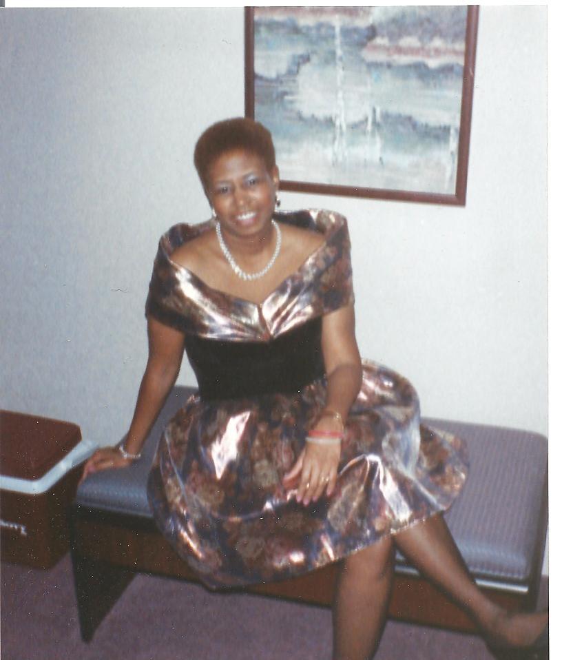 Toney- My Naturally Fly Aunty!