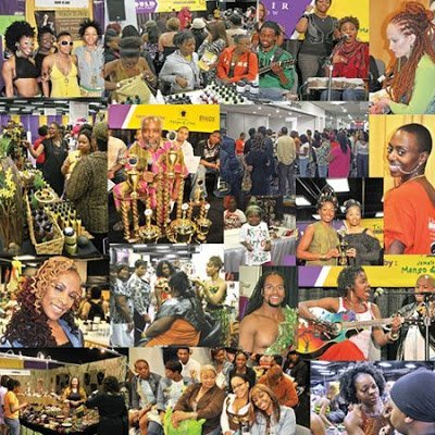 World Natural Hair, Health and Beauty Show- GIVEAWAY!