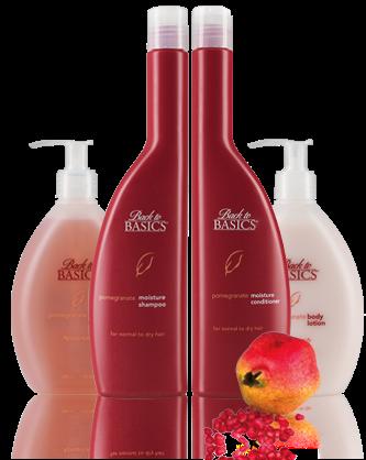 Back to Basics Pomegranate Conditioner