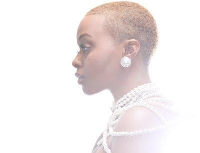 Natural Hair Celebrity- Chrisette Michele