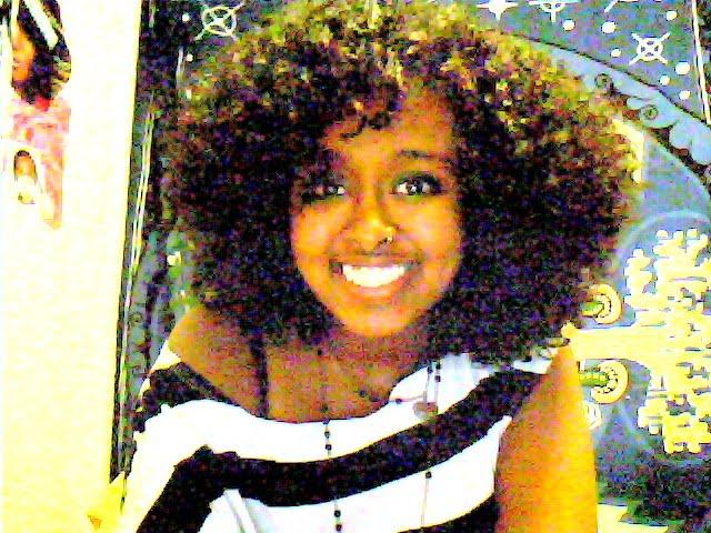 Rahma-- Naturally Glam Hair Idol