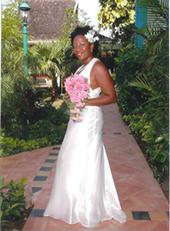 Natural Bride- Krystal