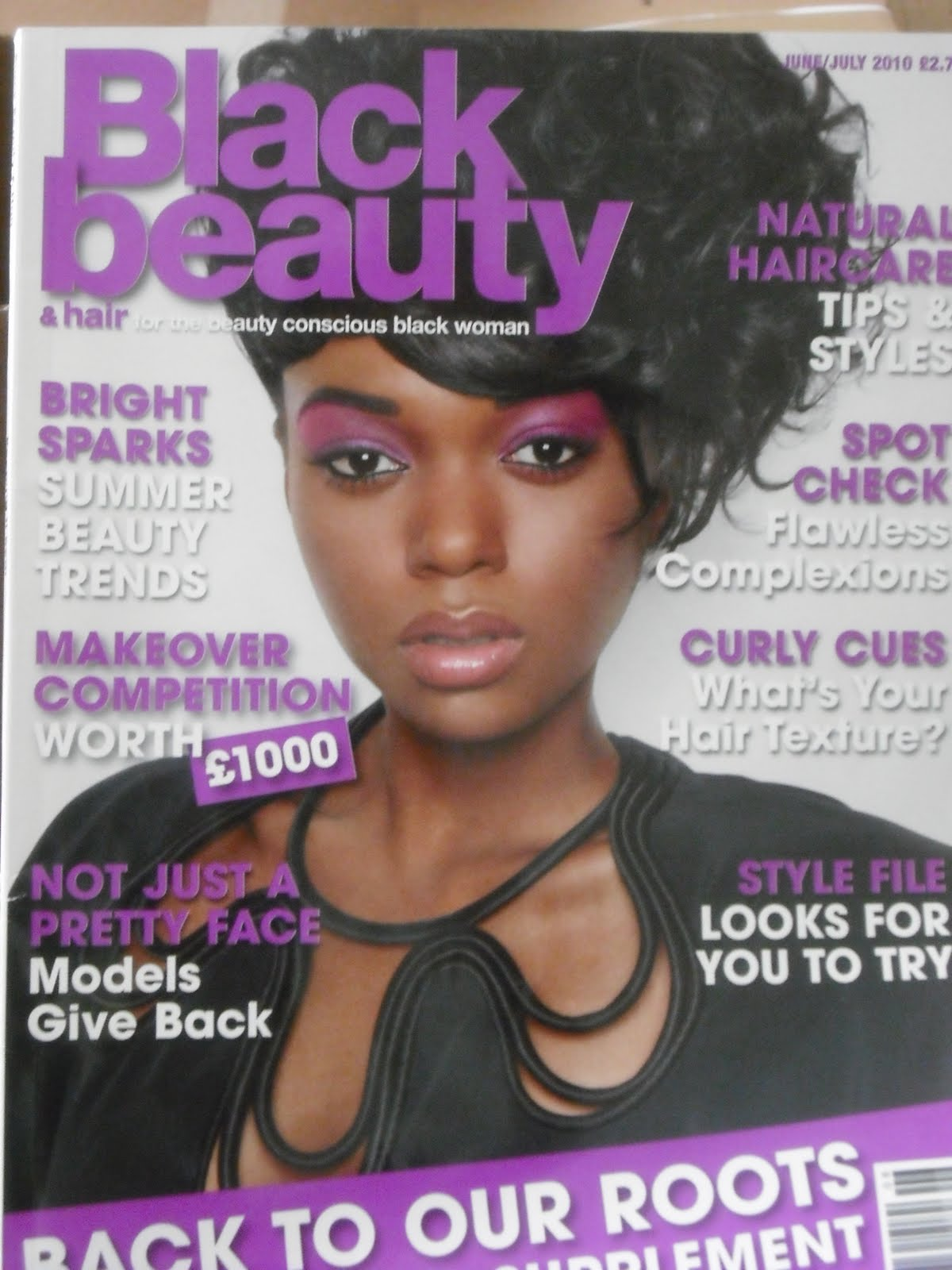 CurlyNikki.com- Cited as a Top Natural Hair Resource