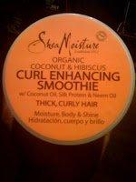 Shea Moisture Organic Curl Enhancing Smoothie