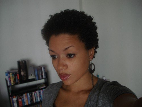 I Big Chopped- Elle