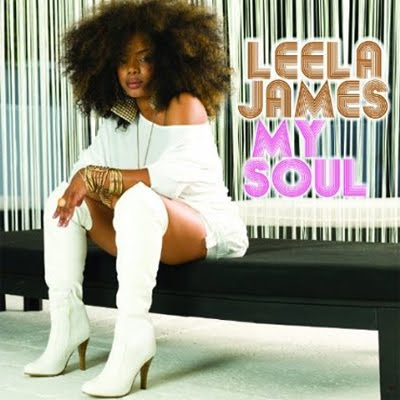 On the Couch With Leela James!