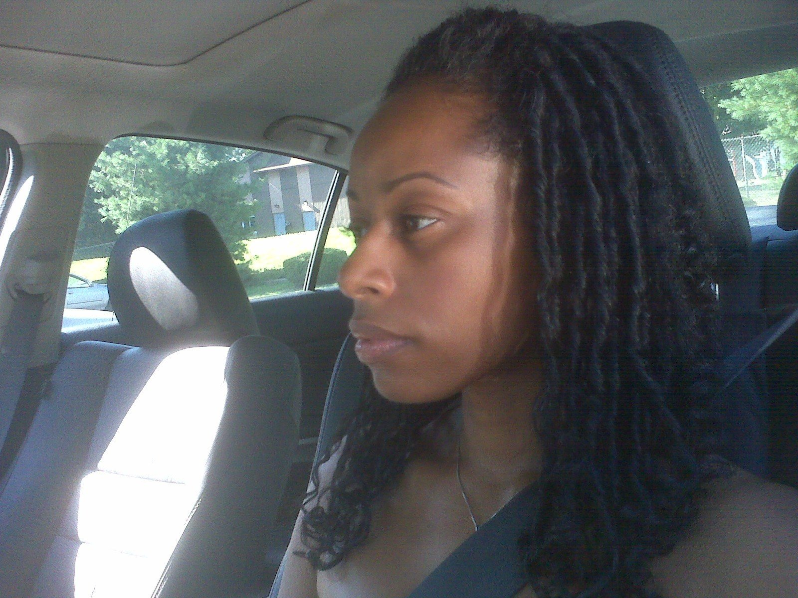 Twist and Turn Two Strand Twists- Natural Hair Style