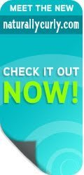 NaturallyCurly.com Unveils New Look!