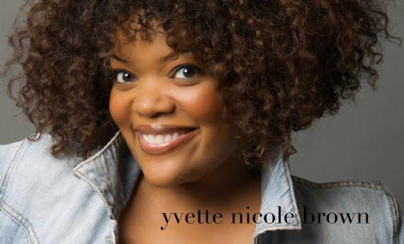 Natural Hair Celebrity- Yvette Nicole Brown