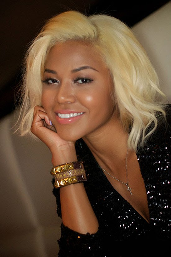 Blond Bombshells- Black Hair Politics