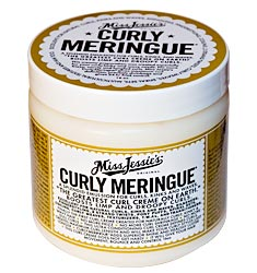 A Review of Miss Jessie's Curly Meringue
