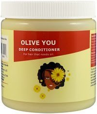 MYHoneyChild Olive You Deep Conditioner