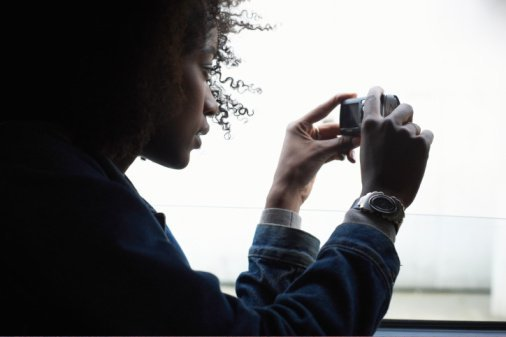 Photographing Natural Hair