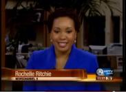 Reporter Goes Natural, Ratings Go Up
