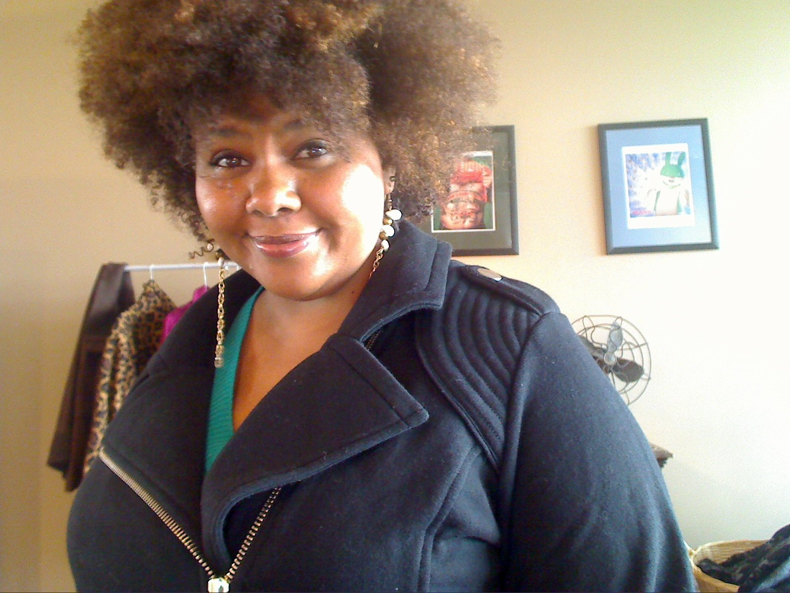 Afrobella- Winter Natural Hair Care