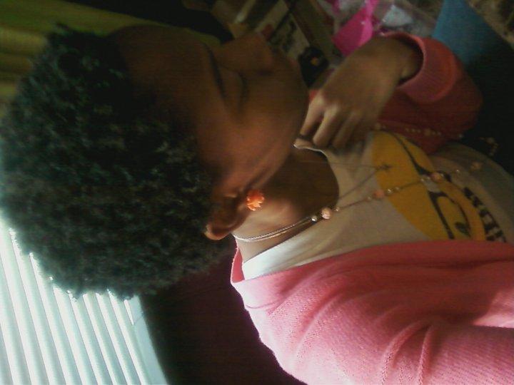 Transitioning Hair, Natural Hair, Potato, Potata...