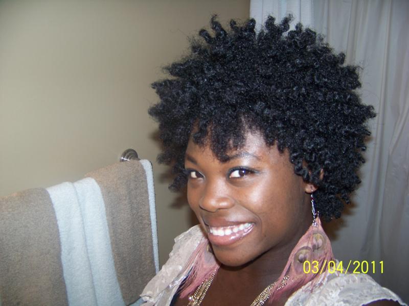 Dominique- Naturally Glam Hair Idol