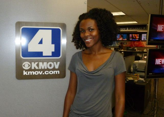 CurlyNikki on KMOV's 'Great Day St. Louis'