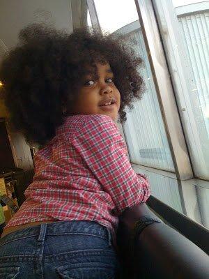 Meet Hailey... a 5 Year Old Aspiring Model