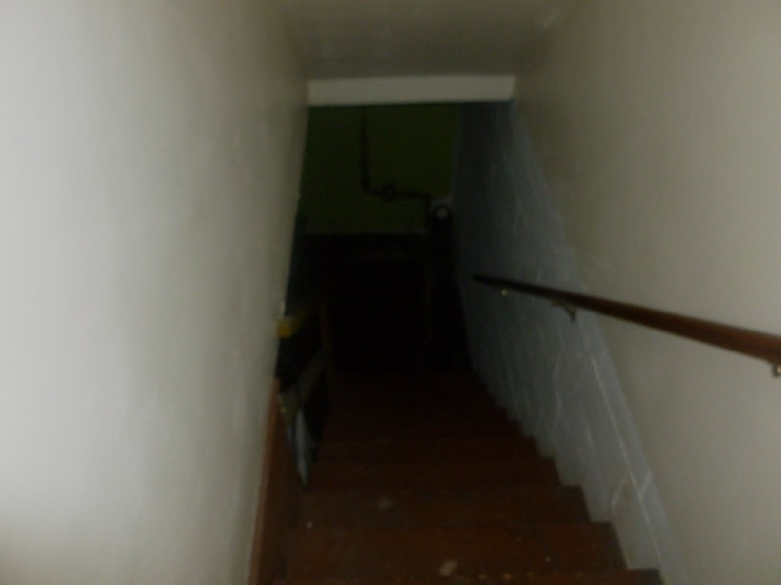 Basements, Parallel Parking and Cops