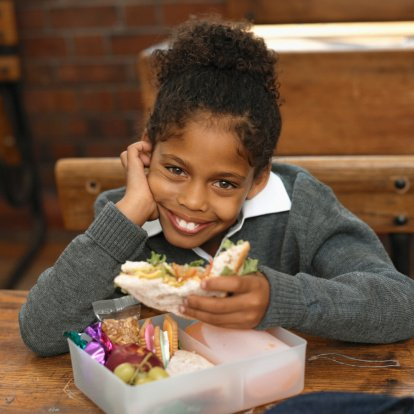Are You Teaching Your Kids Good Eating Habits?