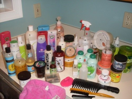 The Cabinet of a Product Junkie