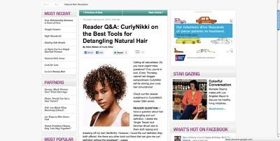 Best Tool for Detangling and Curl Definition