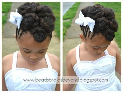 The Modified Girly Mohawk- A Tutorial