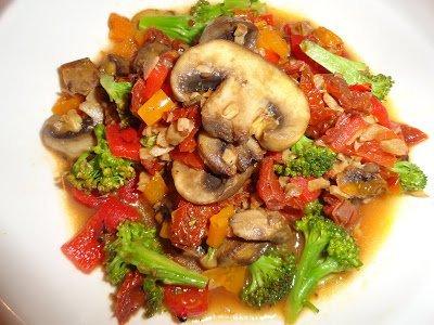 Let's Cook- Sautéed Vegetables
