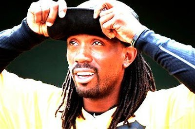 Loc'd- Andrew McCutchen of the Pittsburgh Pirates