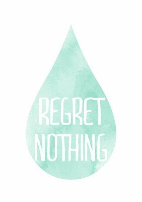 Needs, Wants and Living Without Regret