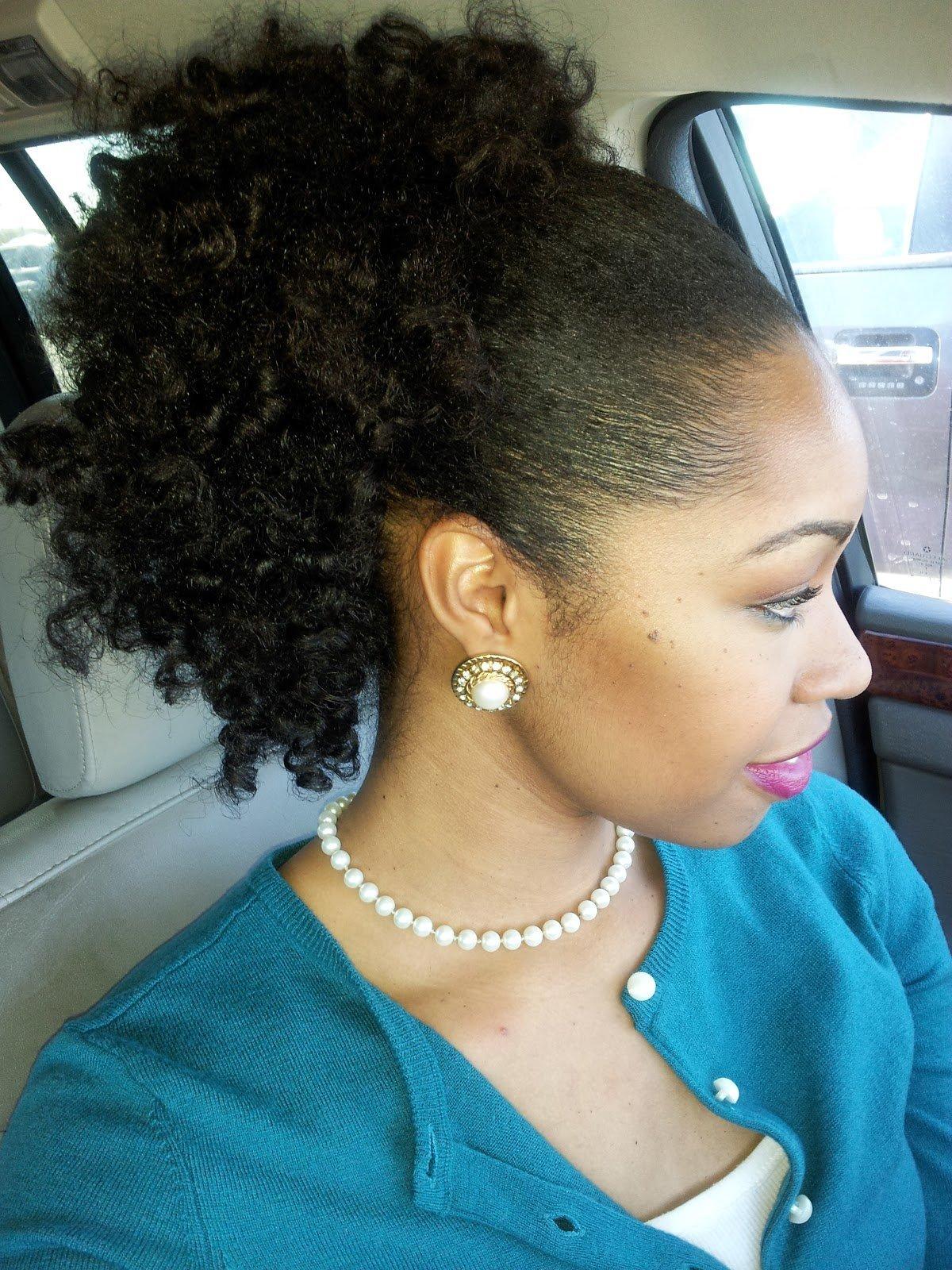 Tiffany Nichols is Naturally Glamorous!