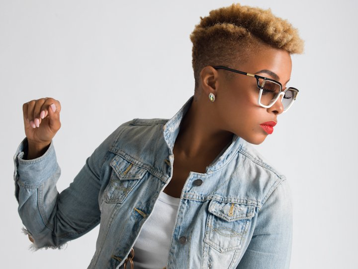 Chrisette Michele on Her New Body and Hair!