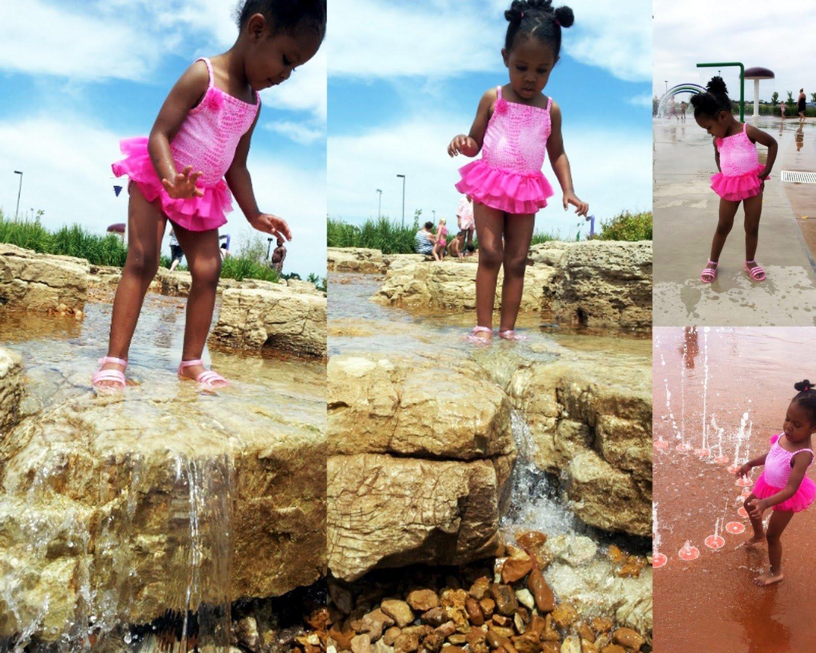 Splash Pad Priss