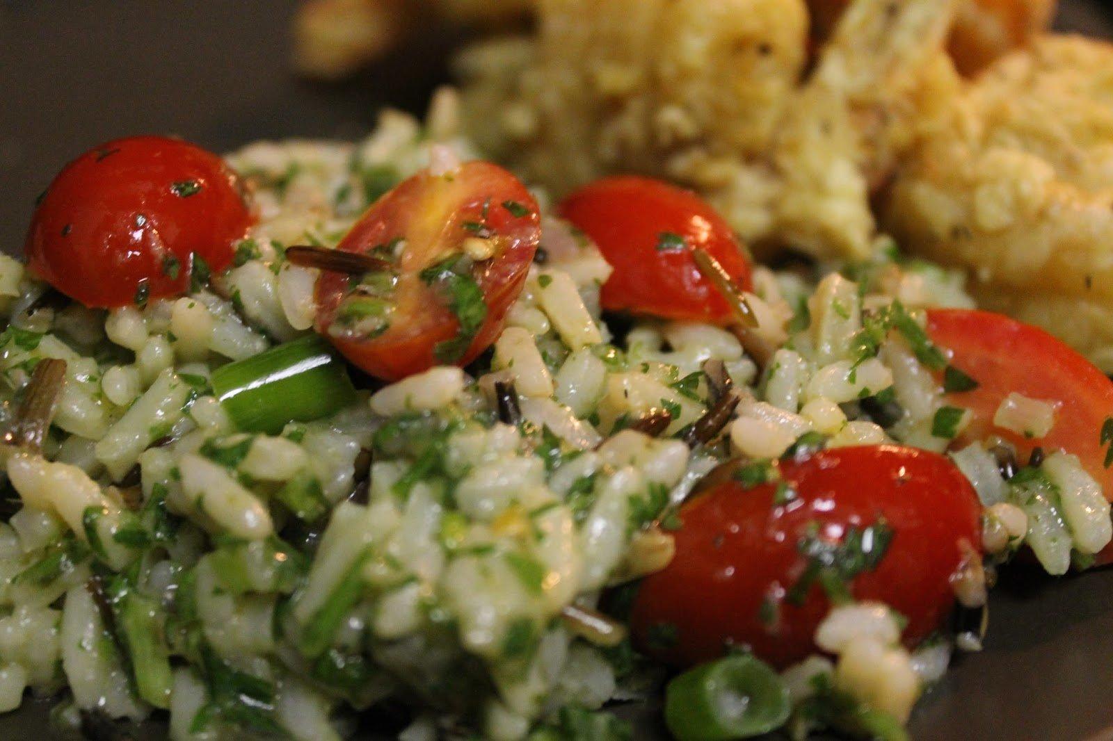 Let's Cook: Zachary's Wild Rice