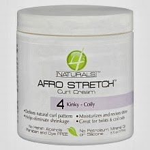 Community Review: 4 Naturals Afro Stretch Curl Cream