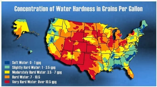 Got Hard Water? Learn How to Prevent Buildup!