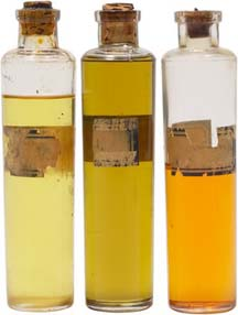 Natural Oils in Hair Products