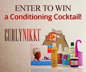 Conditioning Cocktail Giveaway! (ENTER TO WIN 1 OF 6 BASKETS!)