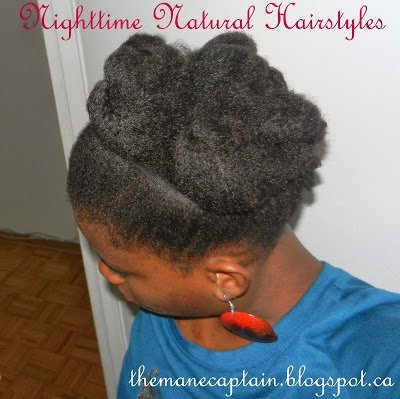 10 Nighttime Solutions for Natural Hair Care