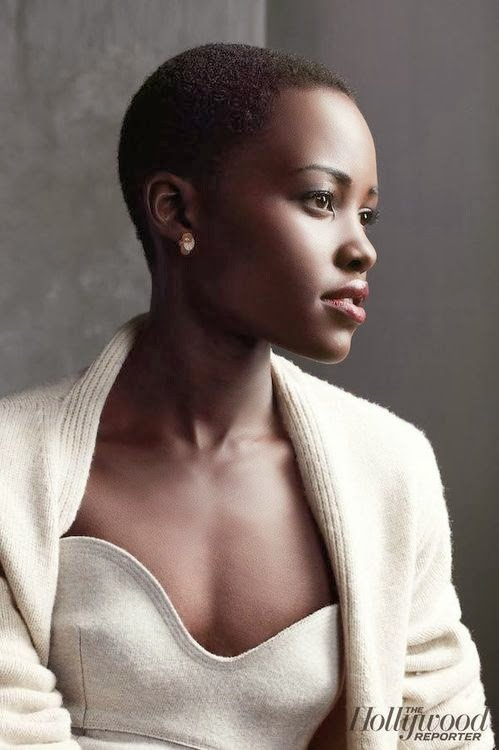 """Lupita Nyong'o- """"There is no shame in Black beauty."""""""