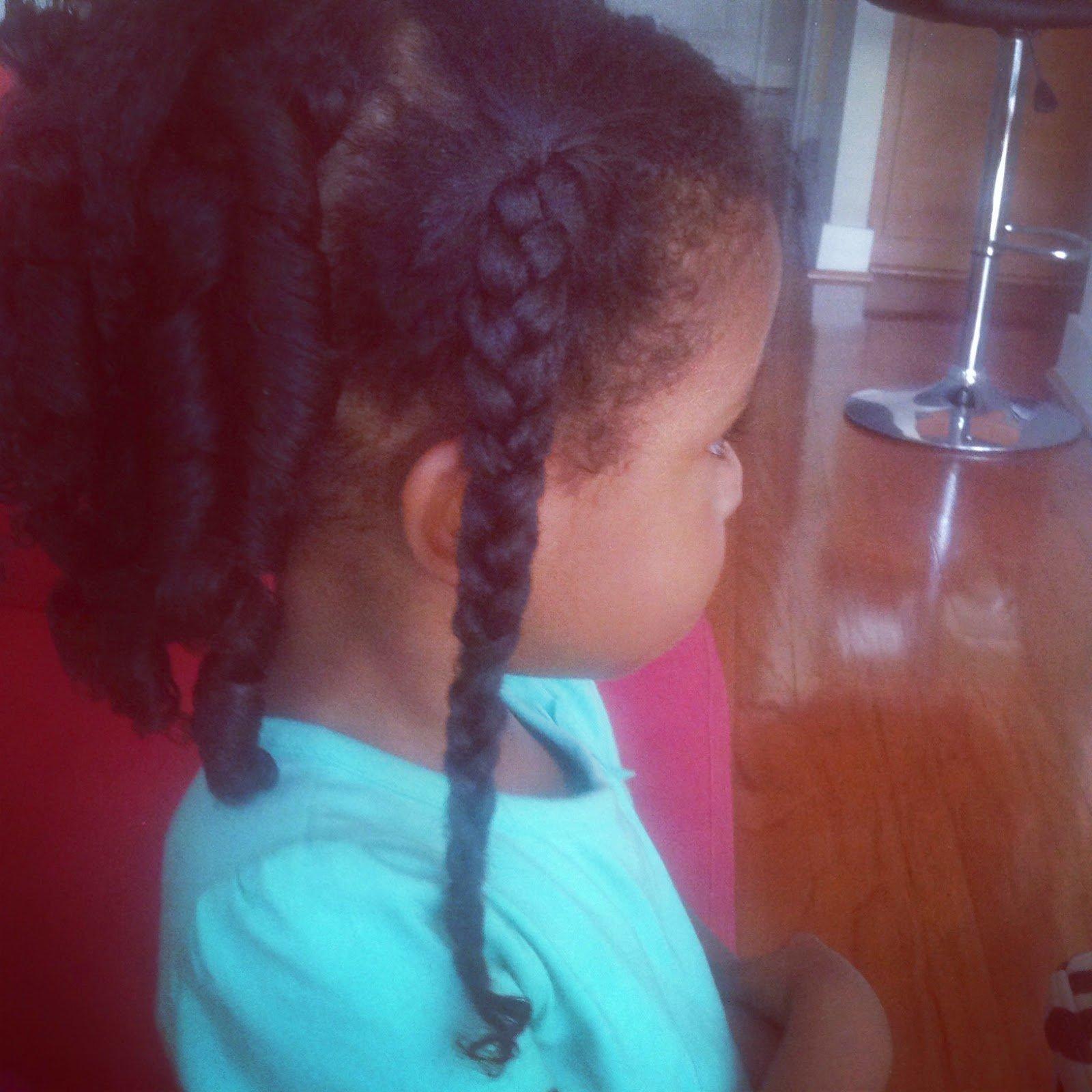 Long Hair, KinderCare.