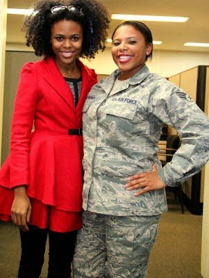 The US Army Reversed Its Natural Hair Restrictions!