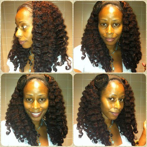 Aloe Vera Gel to Style Natural Hair #CasualCurly