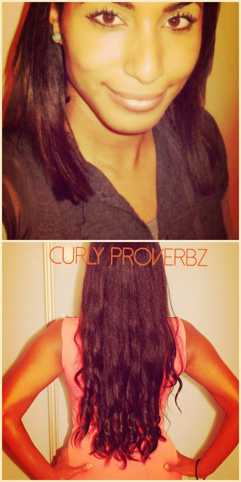 4 Tips for Growing Long, Natural Hair