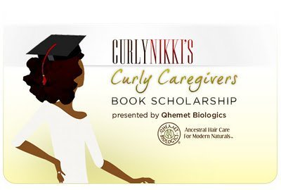 Curly Caregivers Book Scholarships! (Cycle 6)