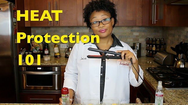 Heat Protection 101: Fry Eggs, Not Hair.
