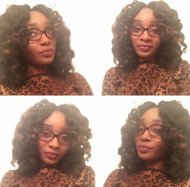 Tameika Gregory is Naturally Glam!