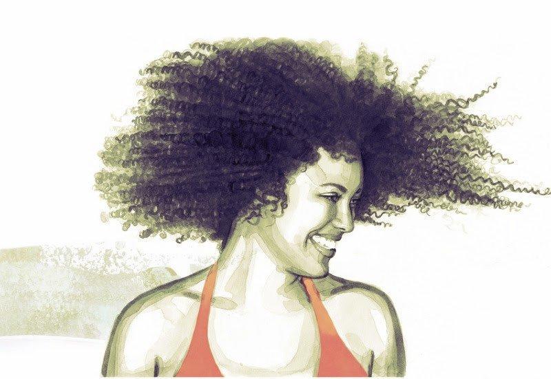 Dove's, 'Love Your Curls' Book #LeadByExample