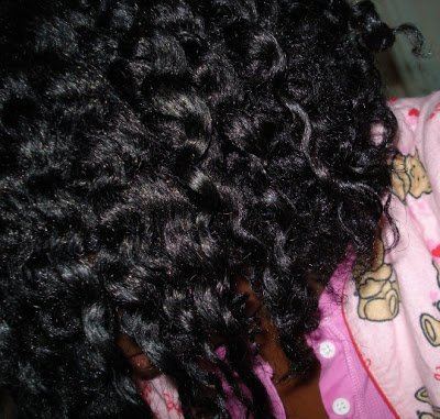 How I Get a Mean Braid Out in 7 Steps